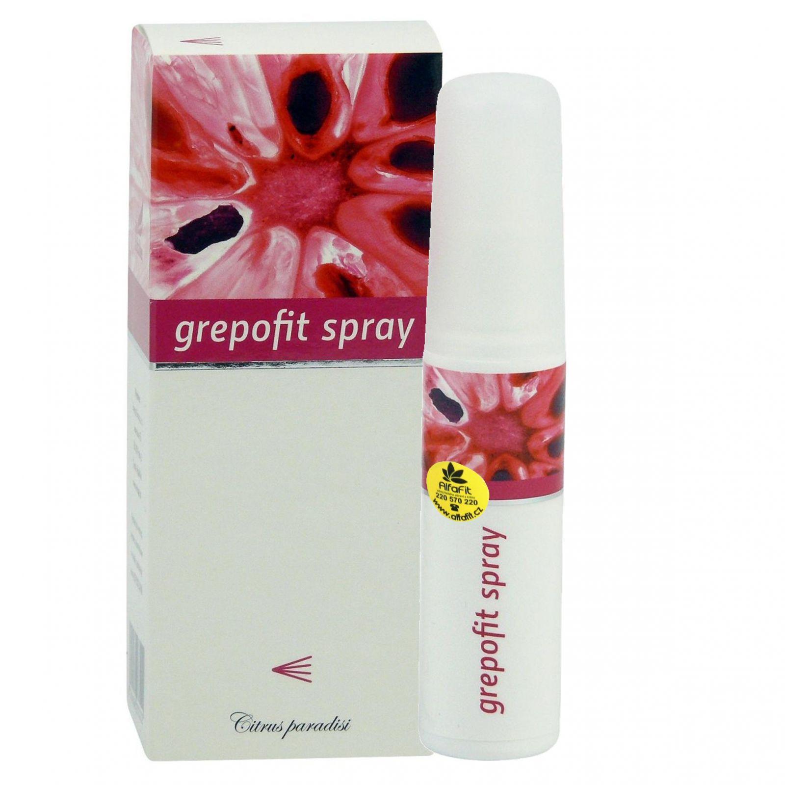 Energy Grepofit sprej 14 ml