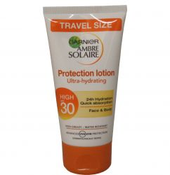 Garnier Ambre Solaire Protection Lotion Protection lotion PF 30 50 ml