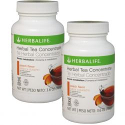 SET 2x Herbalife Thermojetics Herbal Concentrate 102 g