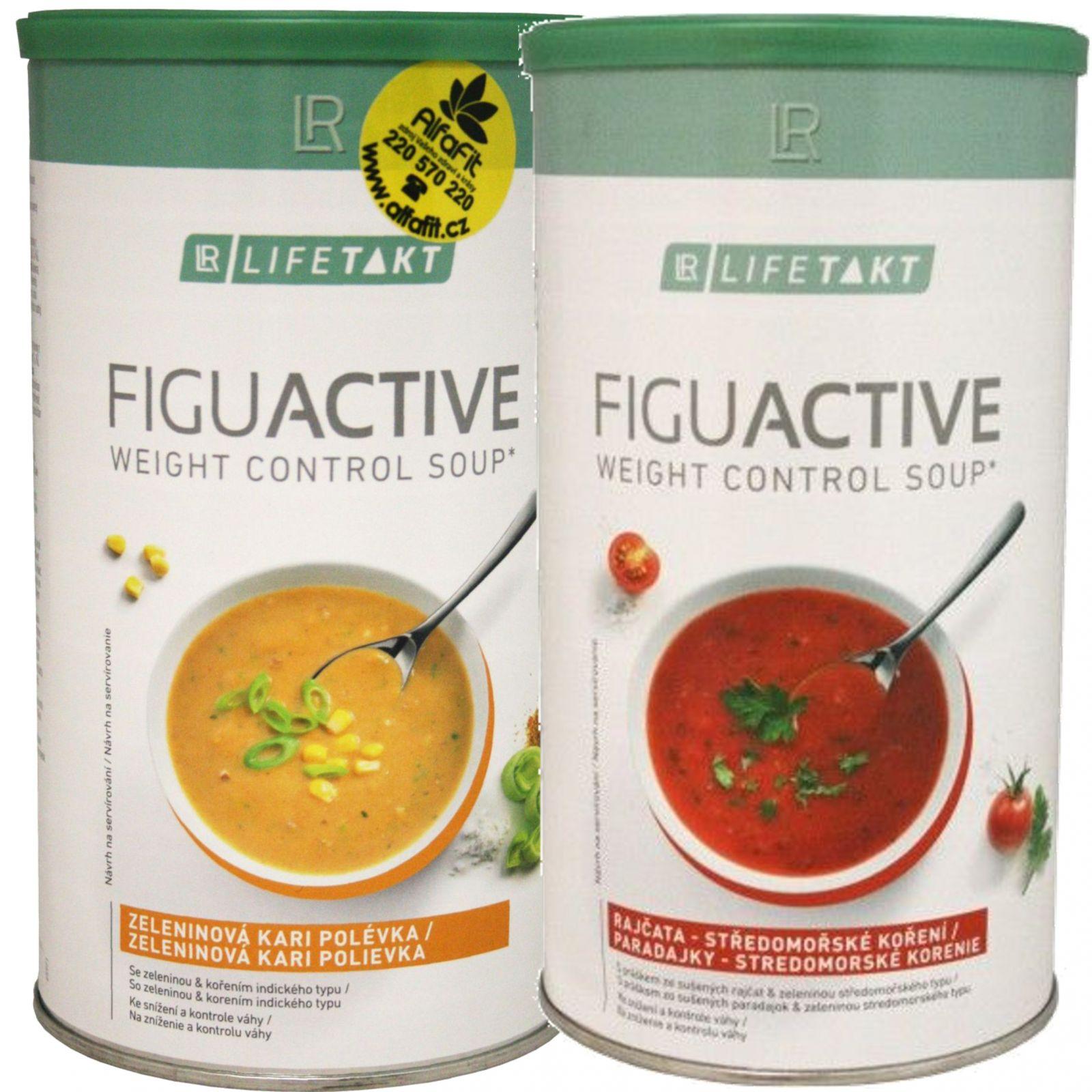 REDUCTION KIT V. - 2x SET LR LIFETAKT Figu Active Soup 500 g