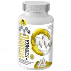 MAXXWIN Vitamin C 500 mg + Echinacea 125 kapslí