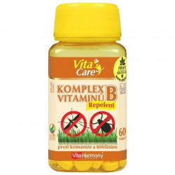 VitaHarmony Complex of vitamins B 60 tablets