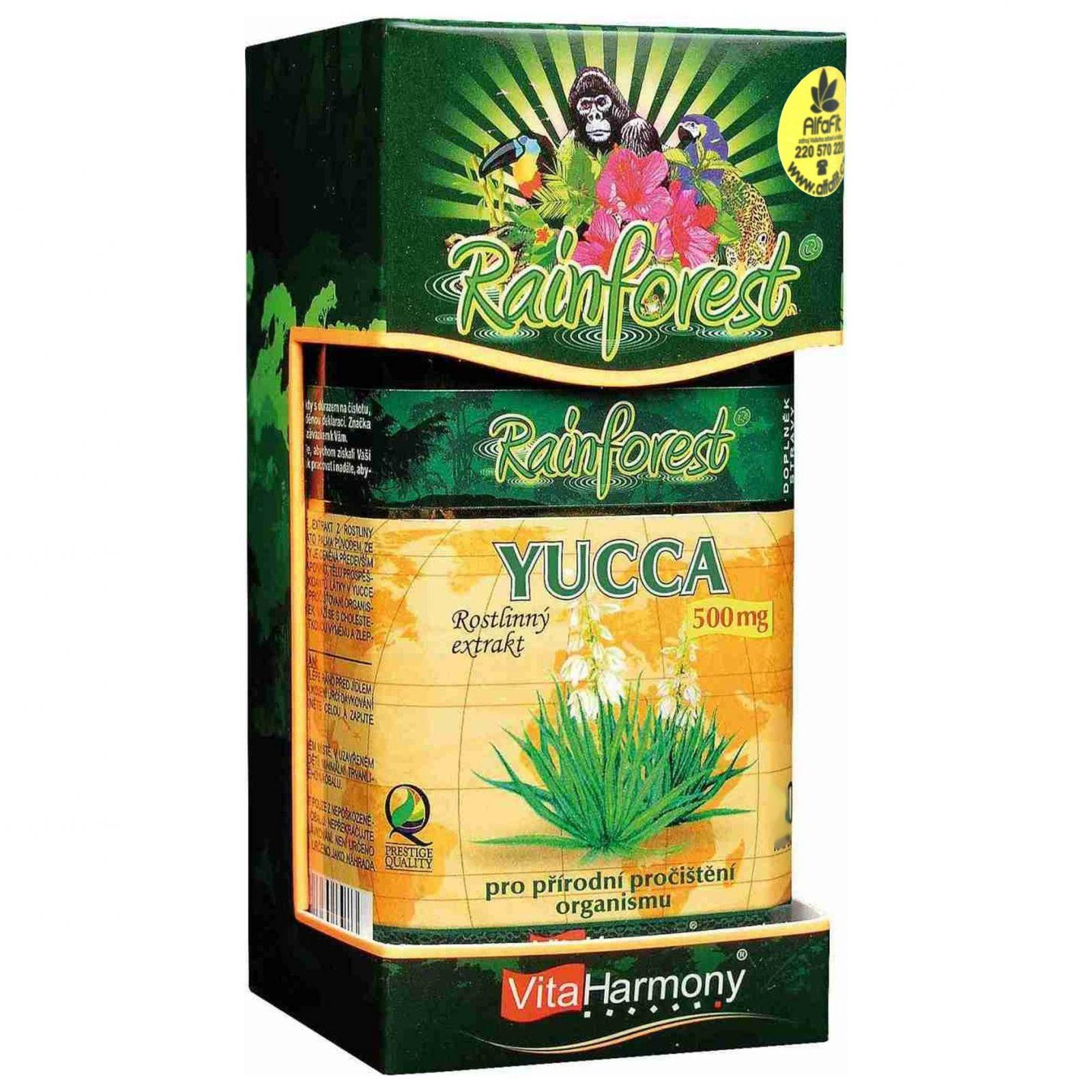 VitaHarmony Yucca XXL 180 tablet