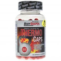 Weider BodyShaper Thermo Caps 120 capsules