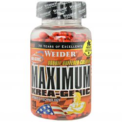 Weider Maximum Krea–Genic 120 tablets