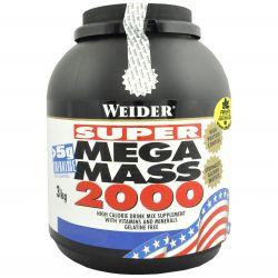 Weider Super Mega Mass 2000 ─ 3000 g