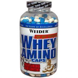 Weider Whey Amino 280 capsules