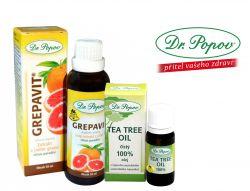 08.07.2019 - Oblíbené produkty DR.POPOV nyní za akční ceny