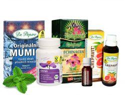 18.02.2019 - NEPŘEHLÉDNĚTE - sezonní nabídky produktů na imunitu