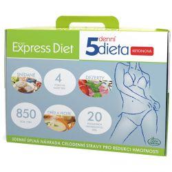 28.04.2019 - ZHUBNĚTE do plavek - Good Nature Express Diet 5denní ketonová dieta