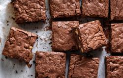 3 recepty na dokonalé FITNESS BROWNIES plné čokolády
