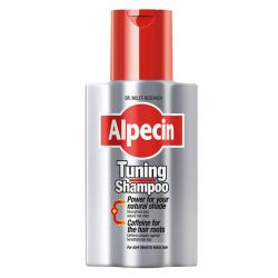 Alpecin Coffein Shampoo TUNING 200 ml