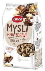 Emco Crunchy Muesli chocolate 750 g