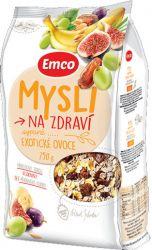 Emco Crunchy Muesli exocit fruits 750 g