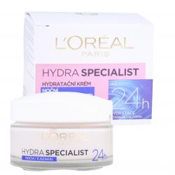 L'Oréal Paris Hydra Specialist 24H Night cream all sikn types 50 ml