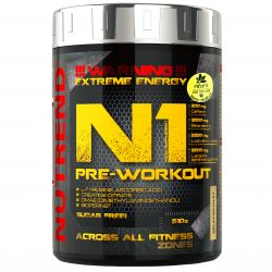 Nutrend N1 Pre-Workout510 g