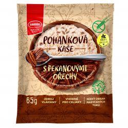 Semix Pohanková kaše s pekanovými ořechy 65g