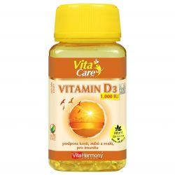 VitaHarmony Vitamin D3 ─ 1000 m.j. ─ 150 capsules