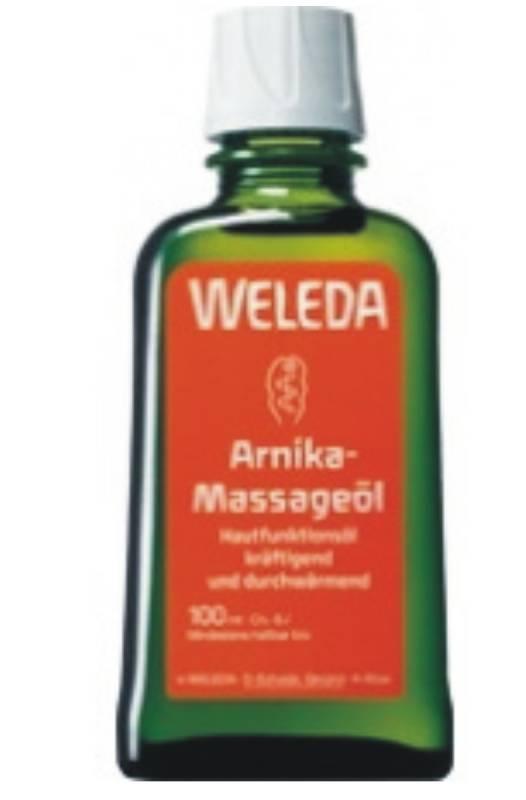 Weleda Masážní olej s arnikou 50 ml