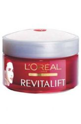 L'Oréal Revitalift  Anti-Falten-Creme und Haut von Gesicht, Halskontur und 50 ml