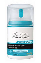 L'Oréal Moisturizing Cream for Sensitive Skin 50 ml