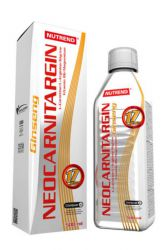 Nutrend Neocarnitargin with ginseng 500 ml