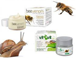 20.10.2019 - NOVINKA - kosmetika Diet Esthetic s včelím a hlemýždím extraktem