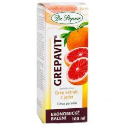 Dr. Popov Grepavit - seed extract 100 ml