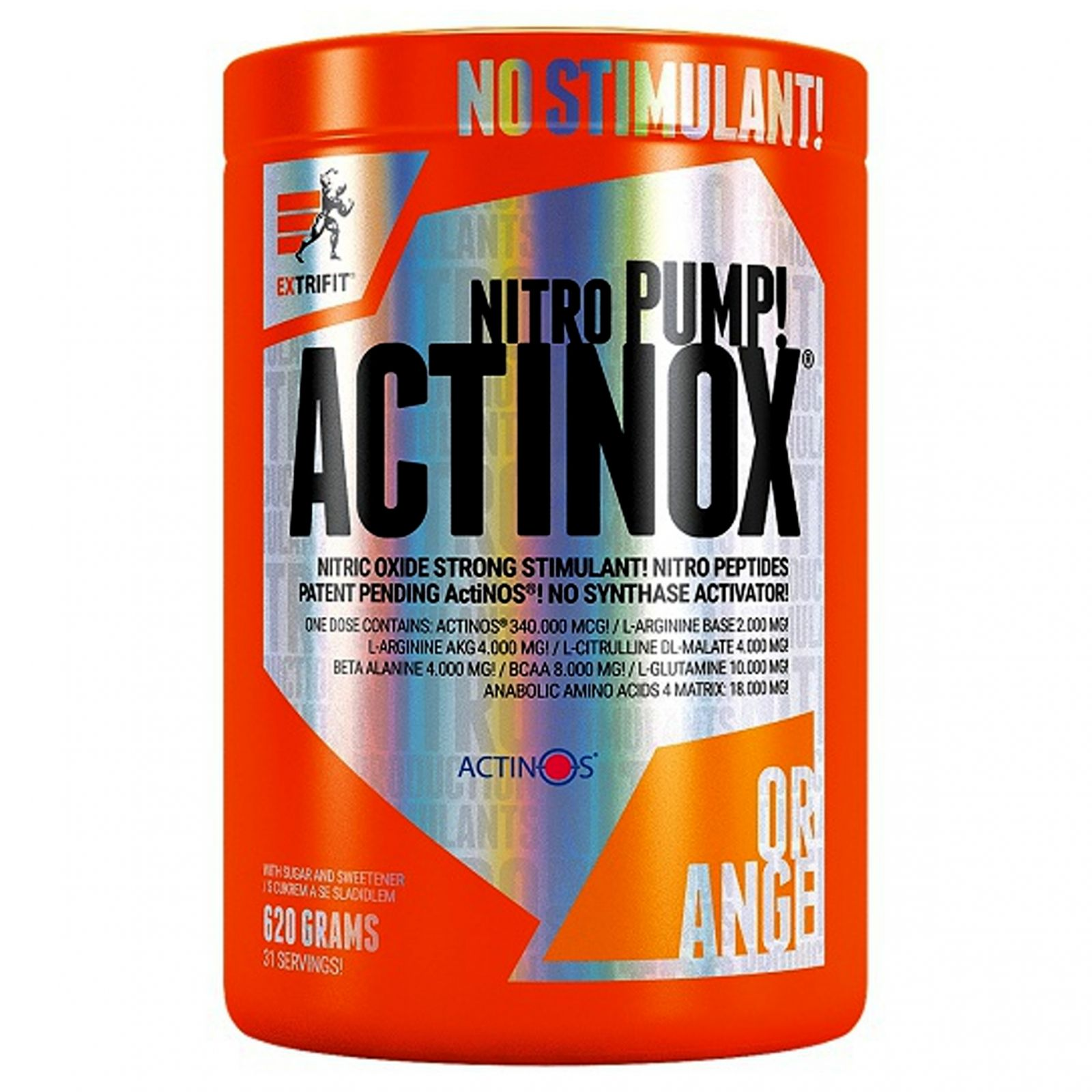 Extrifit Actinox 620 g