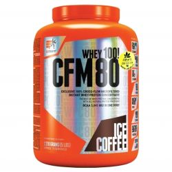 Extrifit CFM Instant Whey 80 - káva - 2270 g