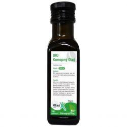 Klas BIO Hemp oil 100 ml