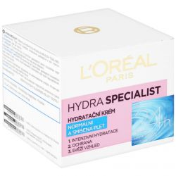 L´Oreal Paris Hydra Specialist Moisturizing Cream 50 ml - normal and combination skin