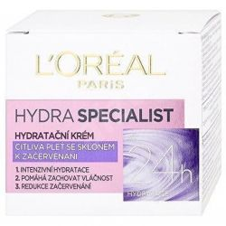 L´Oreal Paris Hydra Specialist 50 ml moisturizing cream - sensitive skin with a tendency to flush