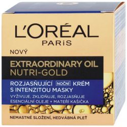 L'Oréal Paris Nutri-Gold Extraordinary Night Cream 50 ml