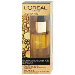 L'Oréal Paris Nutri-Gold Extraordinary Gesichtsöl 30 ml