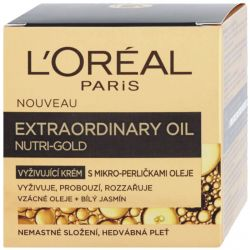 L'Oréal Paris Nutri-Gold Extraordinary nourishing cream 50 ml