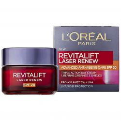 L'Oréal Paris Revitalift laser renew, day cream with OF 20 – 50 ml