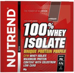 Nutrend 100% Whey Isolate 30g
