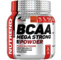 Nutrend BCAA Mega strong powder 300 g ─ orange
