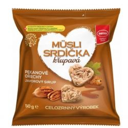 Semix Muesli with pecans and maple syrup 50 g
