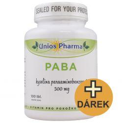 Unios Pharma PABA 300 mg ─ 100 tablets + ImunoFit FREE