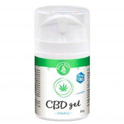Zelená Země CBD cooling gel with menthol 50 g