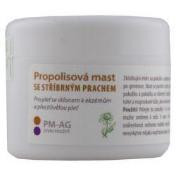 Dědek kořenář Propolis ointment with silver PM-Ag 50 ml