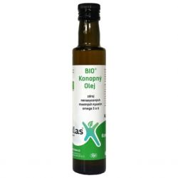Klas Hemp oil BIO 250 ml
