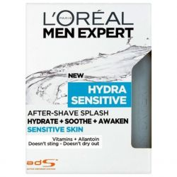 L´Oreal Paris Men Expert Hydra sensitive post-shave balm 100 ml
