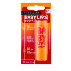 Maybelline Baby lips sport - red 4,4 g