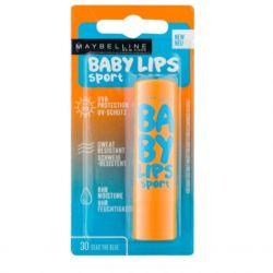 Maybelline Baby lips sport, blue 4,4 g