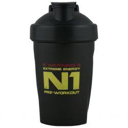 NUTREND Shaker black N1 400 ml