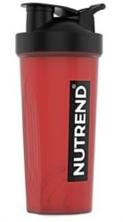 NUTREND Shaker red 600 ml