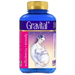VitaHarmony Gravital 180 tablets